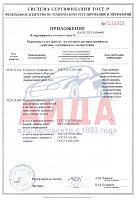 Нажмите на изображение для увеличения Название: сертификат соответствия гост р (приложение).jpg Просмотров: 91 Размер:123.1 Кб ID:41294