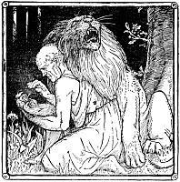 Нажмите на изображение для увеличения Название: Illustration_at_page_107_in_Europa's_Fairy_Book.jpg Просмотров: 9 Размер:255.5 Кб ID:52503