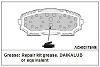 Нажмите на изображение для увеличения Название: BRAKE PAD LUBRICATION POINTS 2.png Просмотров: 0 Размер:13.9 Кб ID:43355